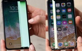 Что делать если потёк экран на сенсорном телефоне