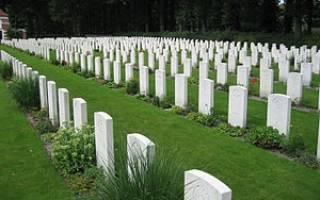Можно ли взять в аренду кладбище?(землю под кладбищем)