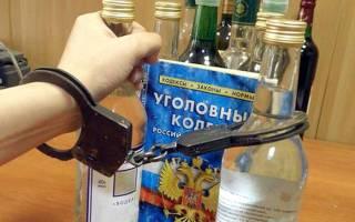 Алкогольное опьянение – было ли когда то смягчающим обстоятельством?