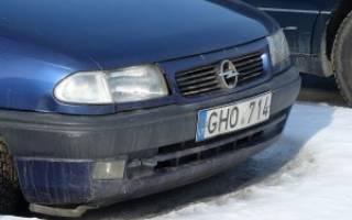 Сколько времени может гражданин рф ездить по россии на машине с грузинскими номерами